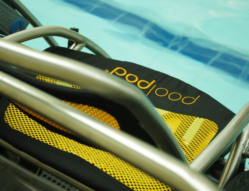 Poolpod installed in Mile End Leisure Centre!