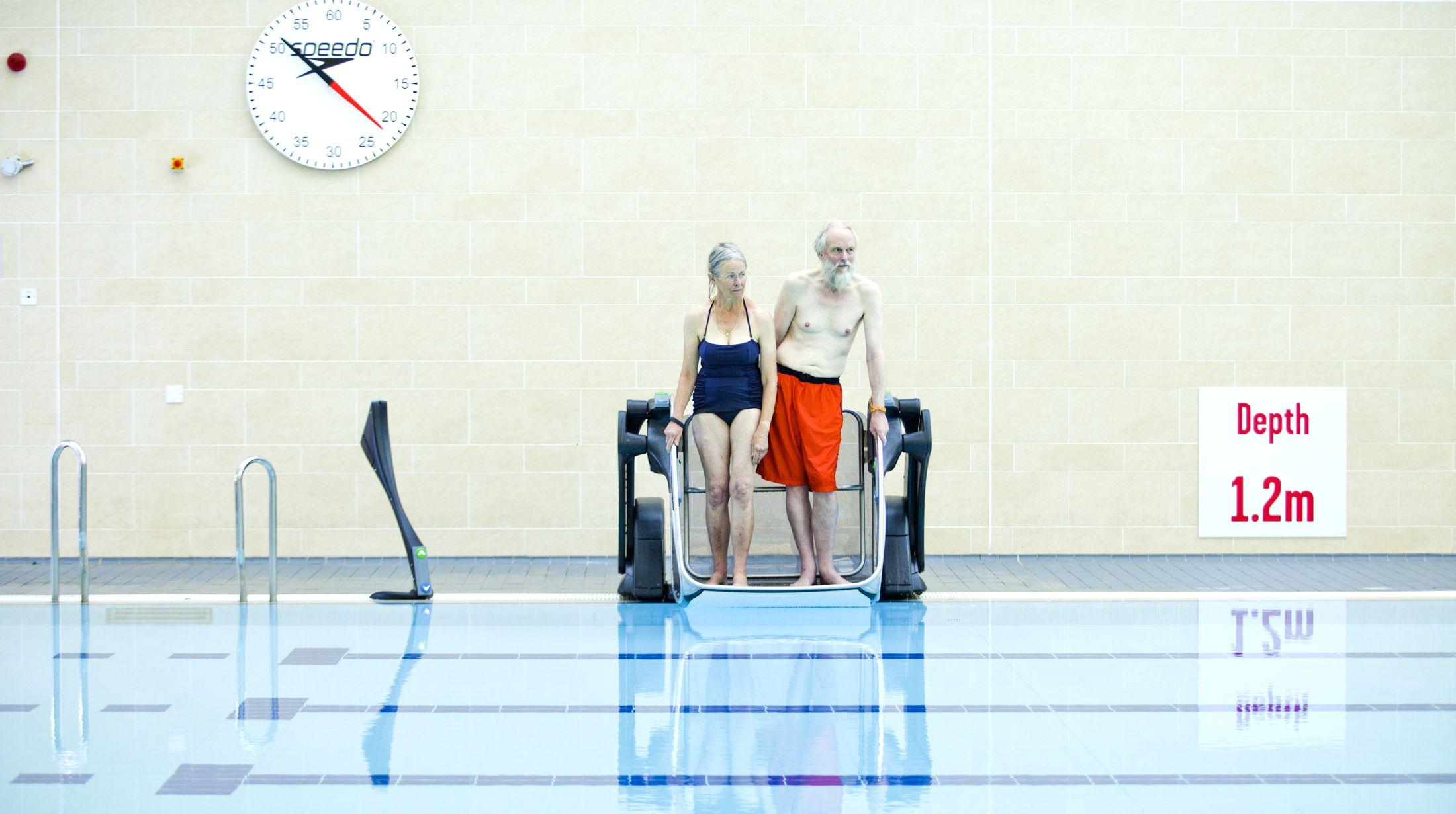 Poolpod II Platform Lift – Poolpod Aquatics